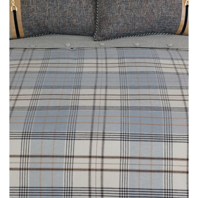 Arthur Magnus Steel Comforter Size: Daybed, Finish Type: Hand-Tacked
