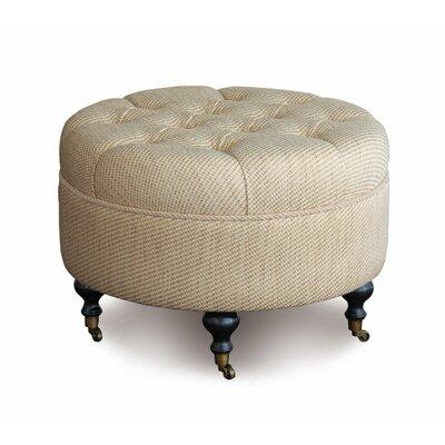 Sumba Momboro Round Ottoman