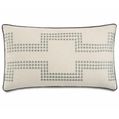 Hendrix Stone Lumbar Cotton Pillow