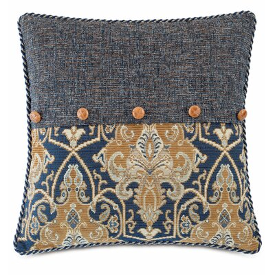 Arthur Ochre Throw Pillow
