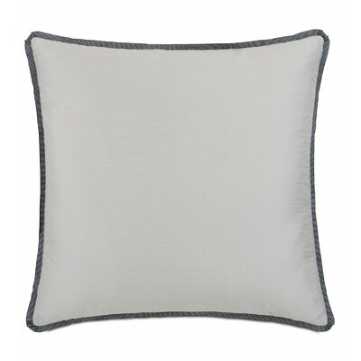 Hendrix Edris Fog Polyester Throw Pillow