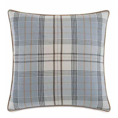 Arthur Magnus Steel Polyester Throw Pillow