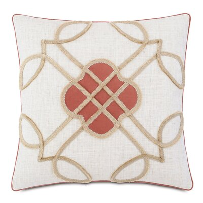 Rena Ledger Cotton Throw Pillow