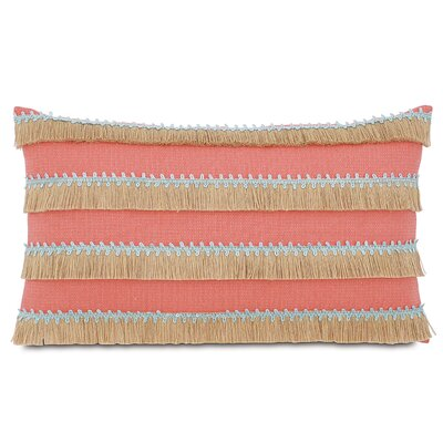 Sumba Metta Sunset Lumbar Pillow
