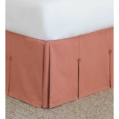 Rena Witcoff Rose Bed Skirt Size: Daybed