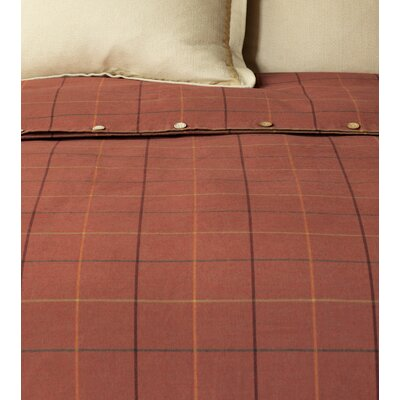Chalet Donoghue Button-Tufted Comforter Size: Full, Color: Autumn