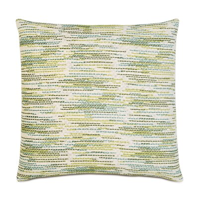 Suwanee Pinellas Seagrass Knife Edge Throw Pillow Size: 27 H x 27 W