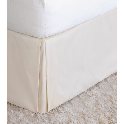 Halo Edris Bed Skirt Size: King