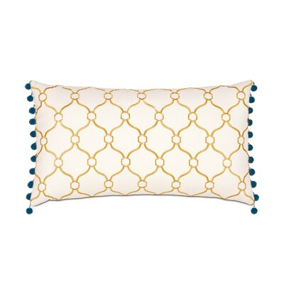 Emory Theodore Honey Lumbar Pillow