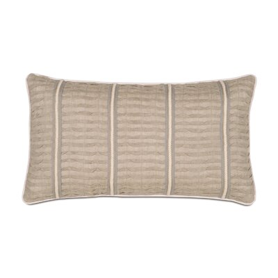 Emory Yearling Flax Linen Lumbar Pillow