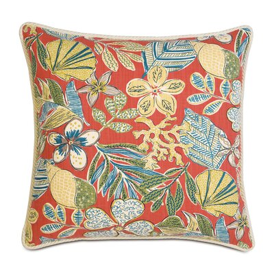 Suwanee Cotton Throw Pillow