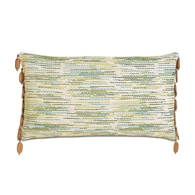 Suwanee Pinellas Seagrass Lumbar Pillow