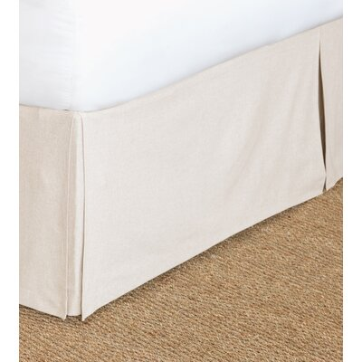 Emory Greer Bed Skirt Size: Queen