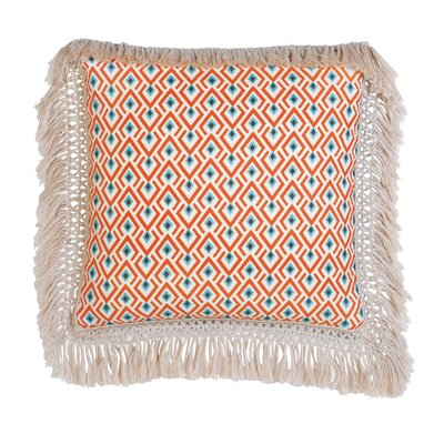Suwanee Lobel Reef Throw Pillow