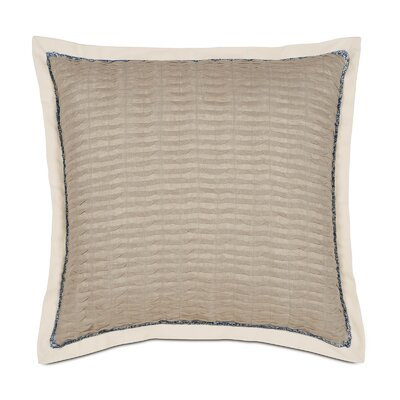 Emory Yearling Flax Euro Sham