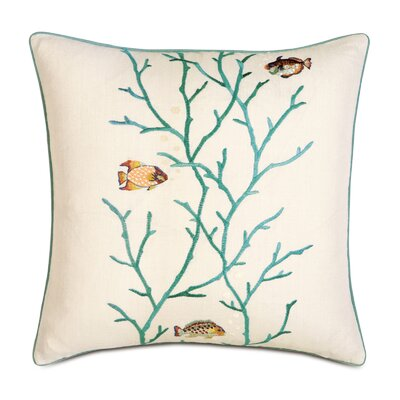 Suwanee Dory Throw Pillow