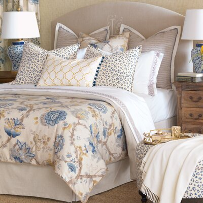 Emory Comforter Finish Type: Button-Tufted, Size: Super King