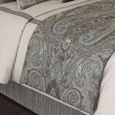 Reign Bed Runner Size: 105 W x 25 D