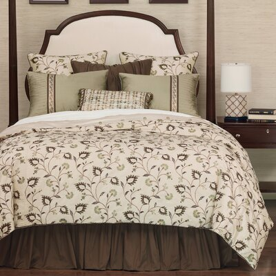 Michon Duvet Cover Set Size: King