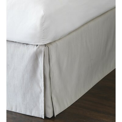 Vionnet Lucent Bed Skirt Size: Twin