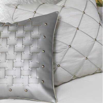 Vionnet Lucent Throw Pillow