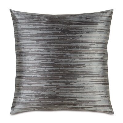 Pierce Horta Throw Pillow Color: Pewter