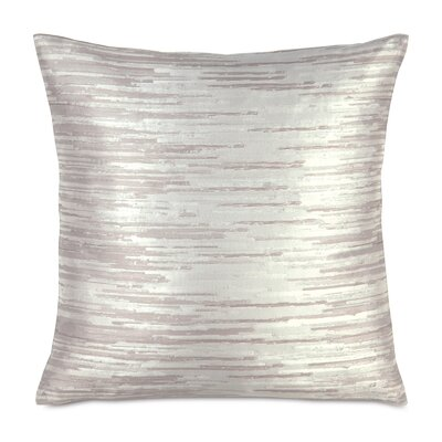 Pierce Horta Throw Pillow Color: Putty