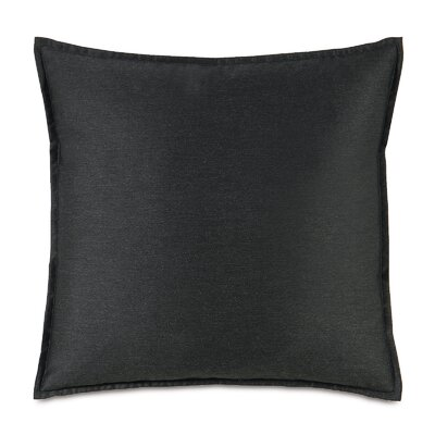 Pierce Throw Pillow Color: Onyx