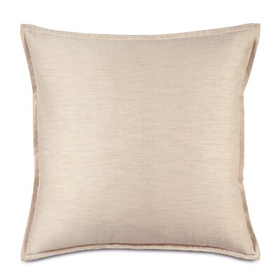 Pierce Throw Pillow Color: Sand