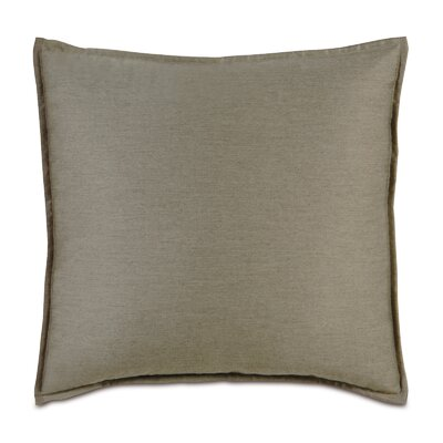 Pierce Throw Pillow Color: Granite