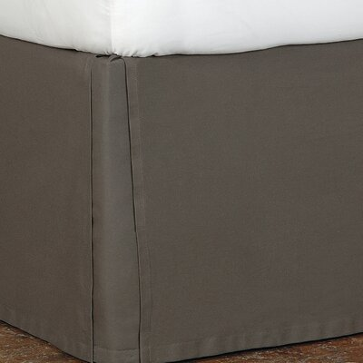 Lautner Bed Skirt Size: California King
