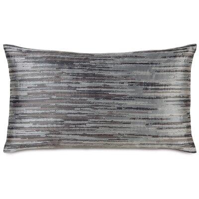 Pierce Horta Accent Lumbar Pillow Color: Pewter