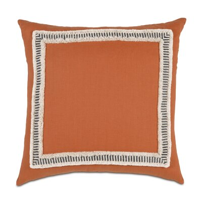 Bowie Breeze Linen Throw Pillow