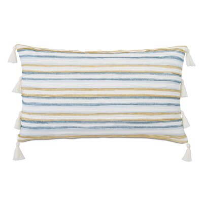 Aoki Breeze Shell Linen Lumbar Pillow