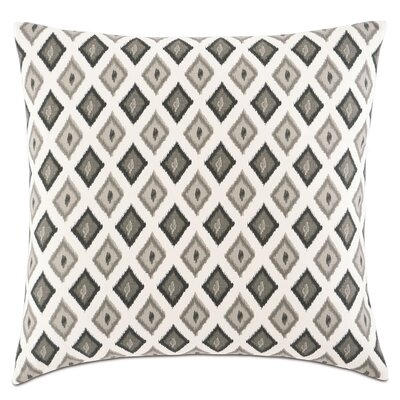 Bale Truffle Knife Edge Cotton Throw Pillow