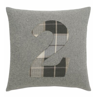 Digits 2 Throw Pillow