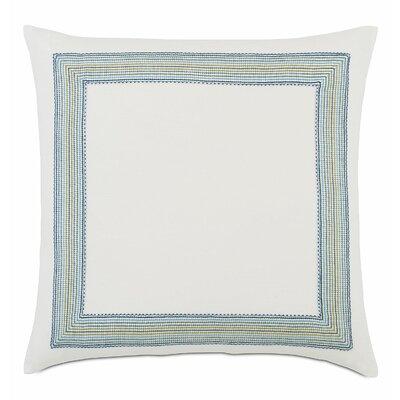 Aoki Breeze Shell Linen Throw Pillow