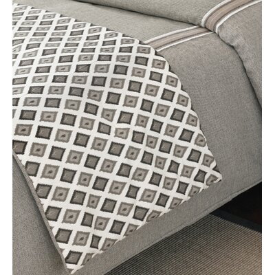 Bale Truffle Bed Runner Size: King