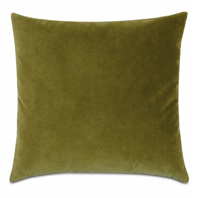 Plush Throw Pillow Color: Citron