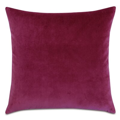 Plush Throw Pillow Color: Magenta