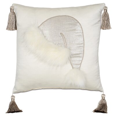 Santas Hat Throw Pillow