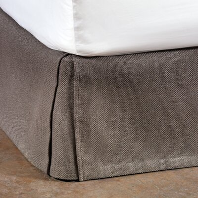 Norris Crosby Bed Skirt Size: King