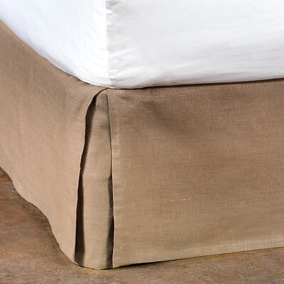 Astaire Breeze Bed Skirt Size: King