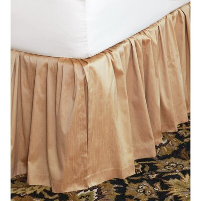 Hyland Edris Bed Skirt Size: California King