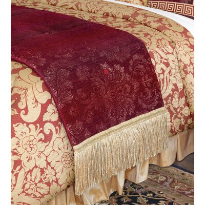 Hyland Peele Bed Runner Size: 90 W x 25 D
