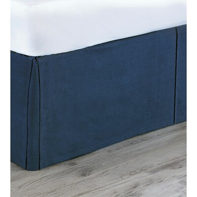 Martinique Bed Skirt Size: Queen