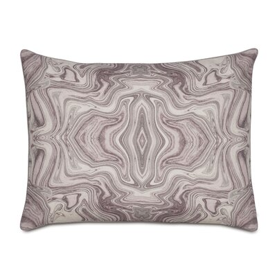 Abstract Mineral Print Sham Size: Standard