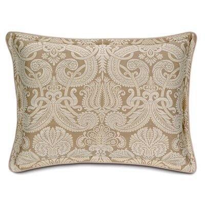 Evora Viana Pearl Sham Bed Pillow Size: Standard image