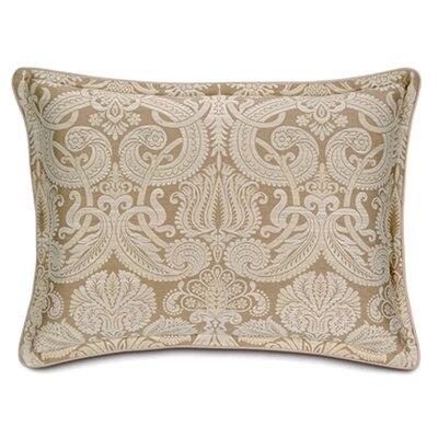 Evora Viana Pearl Sham Bed Pillow Size: Standard