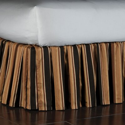 Langdon Bed Skirt Size: King